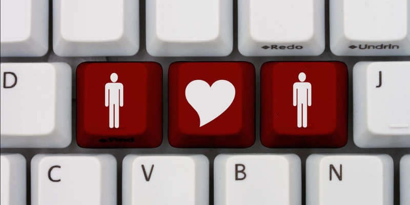 rencontres en ligne le garder intéressé
